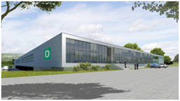 Planung für neues Deichmann-Distributionszentrum in Monsheim