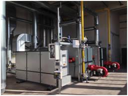 Sanierung Kesselhaus mit BHKW für ein Werk der ThyssenKrupp AG in Dortmund
